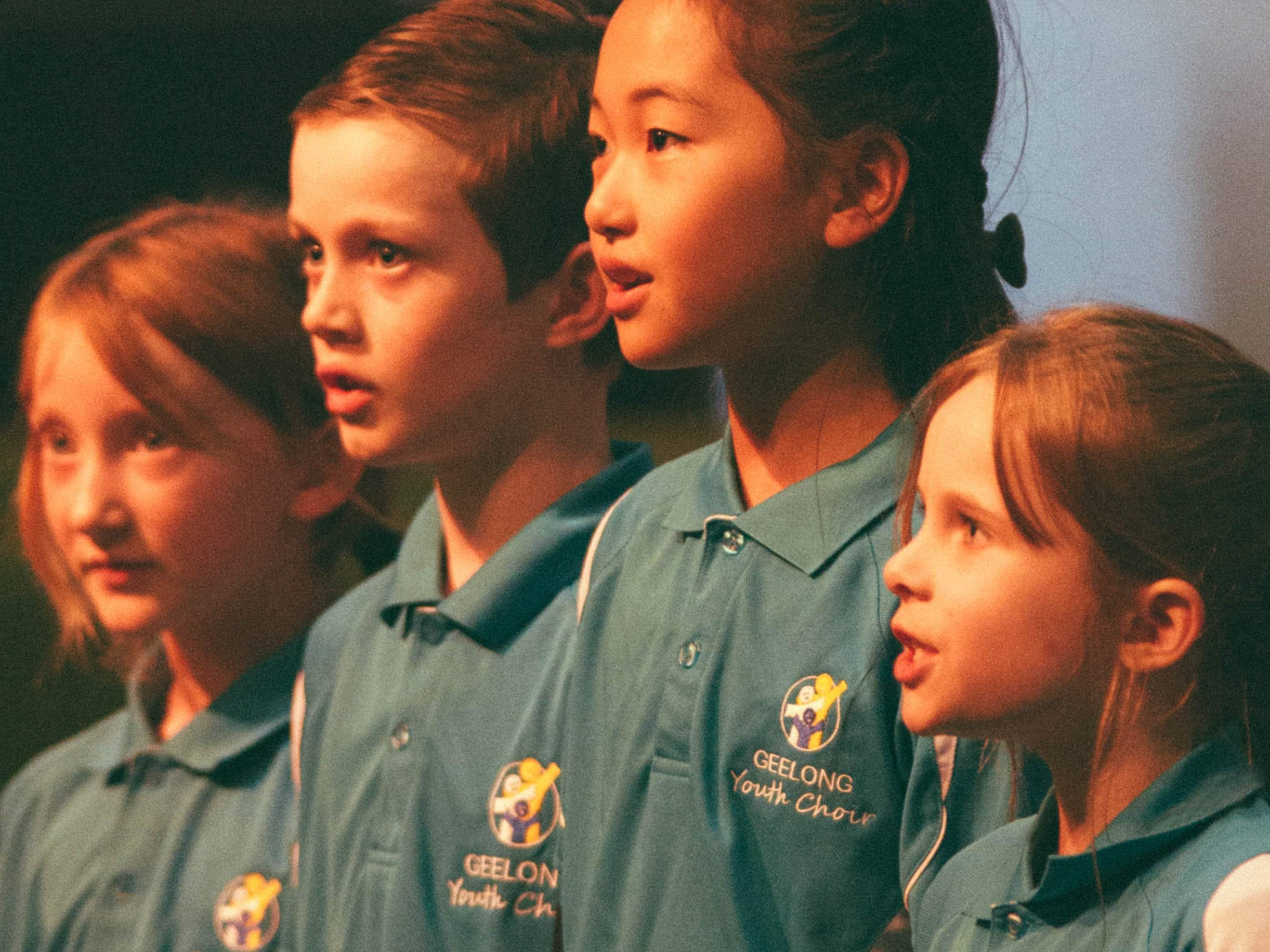 Prelude Choir Geelong Youth Choir